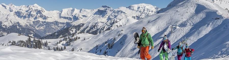 station ski haute savoie flaine les carroz morillon. Black Bedroom Furniture Sets. Home Design Ideas